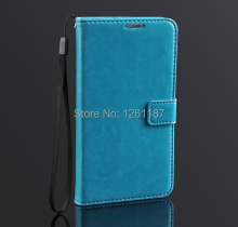 Smooth high quality PU card can be inserted stent wallet mobile phone sets for font b