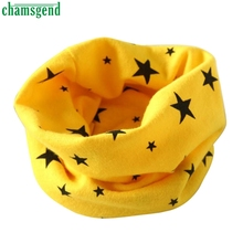 Trendy Style New Good Quality Autumn Winter Boys Girls Warm Soft Collar Baby Scarf Cotton O Ring Neck Scarves Gift 1PC