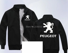 Winter autumn Peugeot sweatshirt overalls 4s shop repair cotton jacket tooling coats