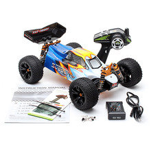1:10th Scale SST Racing 1937 Off-Road 4WD Brushless RC Remote Control Car Buggy RTR