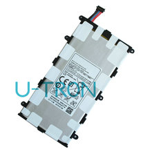 1x 4000mAh SP4960C3B Replacement Battery For Samsung Galaxy Tab 2 7.0 Plus P3100 P3110 GT-P3113 P6200 P6210