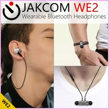 JAKCOM WE2 Smart Wearable Earphone Hot sale in TV Stick like android stick tv box xbmc Tv Dvb T2 Satellite Dongle(China)