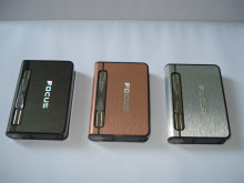 cigarettes Cigarette case Lighter for 6 cigarettes pack(China)
