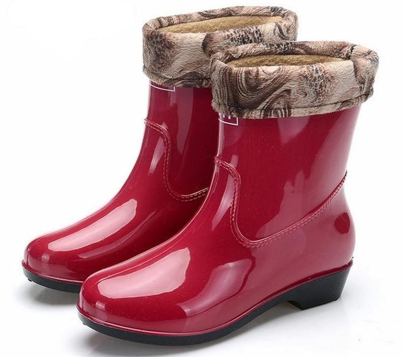 Flat rain boots id8xibgu