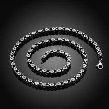 new cool styles heavy solid chains N060 hot China supplier latest design 316L stainless steel fashion Necklace