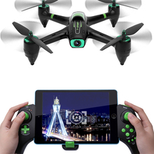 RC Quadcopter Drone with Camera HD 2MP 5MP WiFi FPV Drone Phone iPad Control 120 Degree Wide Angle Lens 3D Eversion XBM-57