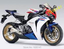 Hot Sales,For Honda CBR1000RR 2008 2009 2010 2011 CBR 1000 RR 08 09 10 11 HRC Motorcycle Fairing Kit (Injection molding)(China)