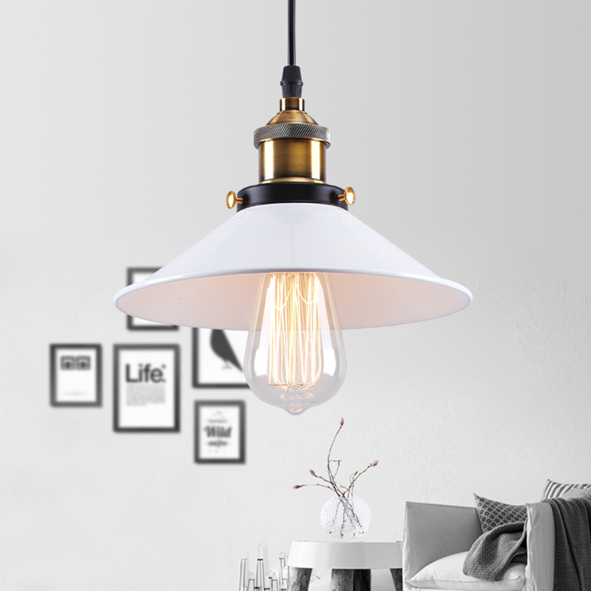 [DBF]Nordic American Country Style Chandeliers Retro Nostalgia LOFT Restaurant Bedroom Bar Cafe Bronze Chandelier E27 AC110-220V<br>