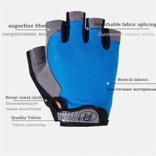Buy Cycling Sports Tactical Glove Bicycle Gym Gloves Men Women Half Finger Anti Slip Gel Pad MTB Road Bike Mountain Gloves S-XL G068 for $3.59 in AliExpress store