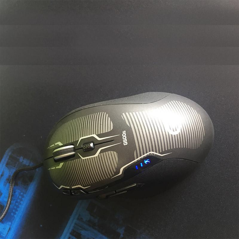 Logitech G500s blue 3