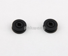 Robot vacuum cleaner XR210 Spare Parts Rubber Sleeve (not included Bearing) 2 pcs Accessories