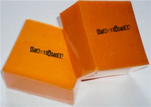 Free shipping 3X60g(180g) KOJIC ACID & PAPAYA SKIN LIGHTENING SOAP BARS KOJIC ACID SOAP(China)