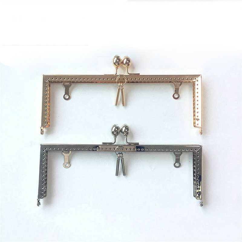 20-S-BS-ZS Bag clasp for handbag handle frame (3)