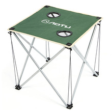 Outdoor Camping Table Picnic Table Waterproof Ultra-light Durable Folding Table Desk For BBQ Travel Beach