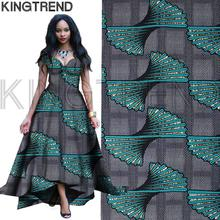 Cheap African Print material Ankara African Wax Print Fabric for Dresses African Fabric Real Wax Print Patchwork H17031303(China)