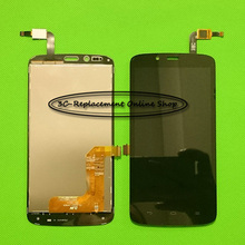 Black For huawei Honor Holly 3G / Honor 3C Play / Hol-U19 Hol-T00 HOL-U10 LCD DIsplay with Touch Screen Digitizer Assembly