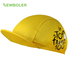 Buy NEWBOLER Tour de France Men Women Cycling Bike Bicycle Cap hat cycling cap hat Scarf cycling jersey hat Helmet Wear One-Size for $3.29 in AliExpress store