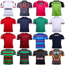 Rugby Jersey 2017 Men's Home Away Top Thailand Quality Rugby Jerseys size:S-XXXL