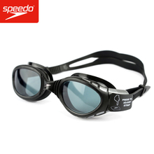 Speedo Futura BioFUSE Goggles Large Frame Swimming Goggles Waterproof Anti-Fog UV Protection Swim Glasses For Men & Women(China)