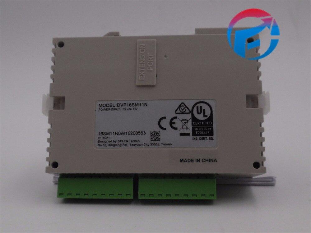 SS Series DVP16SM11N DELTA PLC DC24V 16 DI Module New In Box<br><br>Aliexpress
