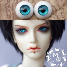 1Pair Retail New Acrylic Doll Eyes Mini Accessories BJD Eyes 14MM 16MM 18MM