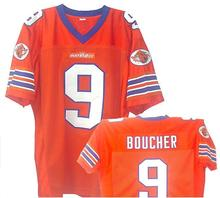Bobby Boucher #9 The Waterboy Movie Jersey Forrest Gump 44 University of Alabama Football Jersey Al Bundy S-XXXL(China)