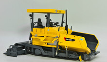 1:35 XCMG RP1256 Asphalt Paver with Canopy toy(China)