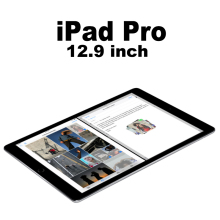 Apple iPad Pro 12.9 inch 64G/256G/512G Retina Display Tablets WiFi Model HD Camera A10X Chip 64bit Touch ID 4 Speaker With Mic(China)