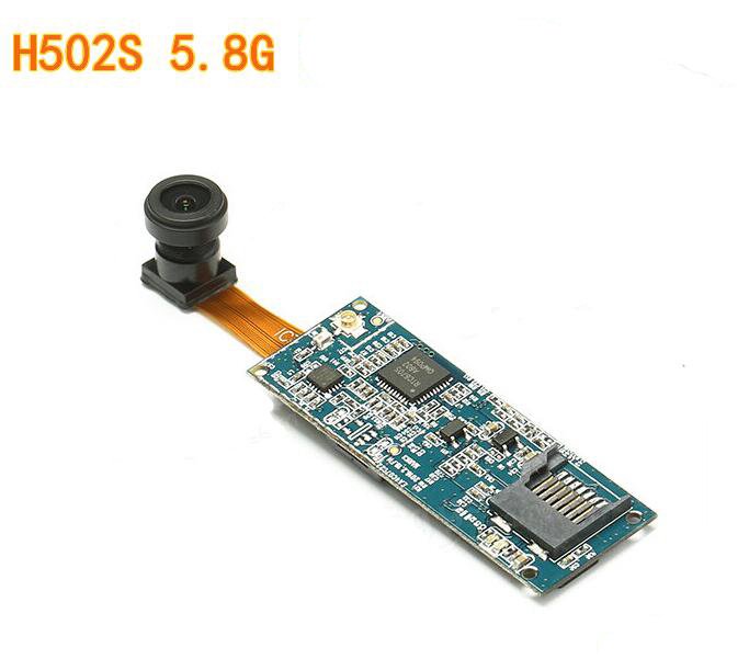 Hubsan  H502S  Four - axis Aircraft  5.8G Picture of the Camera Module for Folding Frame Aerial Photography Accessaries<br>