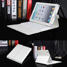 Selling Hot Style Tablet Waterproof For Ipad Air 2 mini 3 Bluetooth Keyboard Holster External Bluetooth Wireless Keyboard Cases