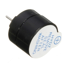 High Quality 5V Electromagnetic Active Buzzer Continuous Beep Continuously For RC Helicopter Multicopter Parts