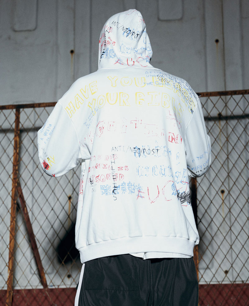 Graffiti Hoodies 5
