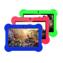Children's favorite 7 Inch Android Tablets PC WiFi Dual camera tab gift for baby and kids tab pc tab pc tablet 8 9 10 10.1