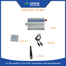 Dual band USB wavecom GSM GPRS Modem with Q2406B module for Bulk SMS /MMS(China)