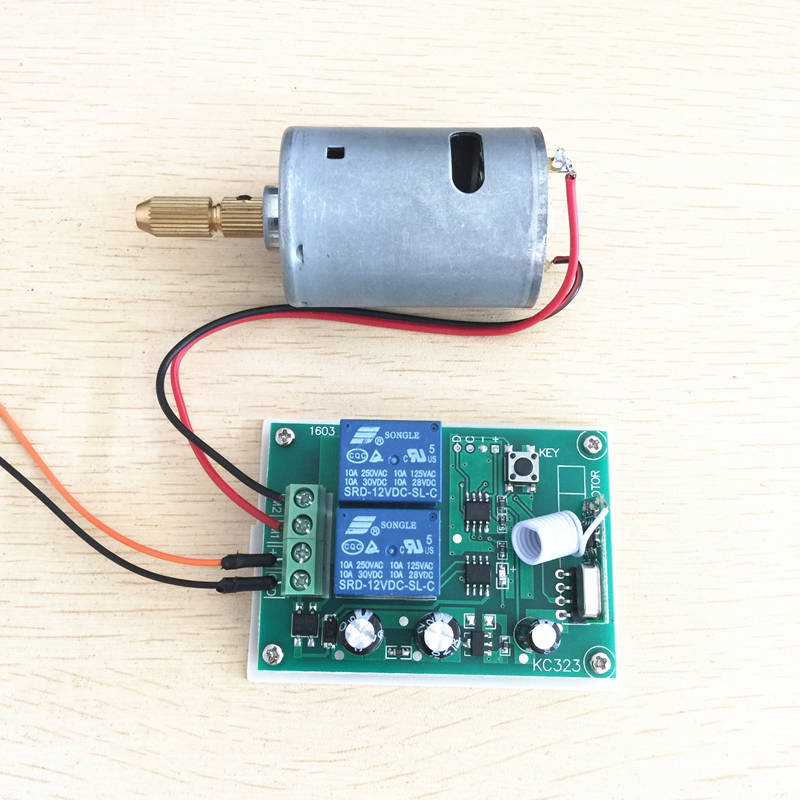 433Mhz-Wireless-RF-Switch-DC12V-Relay-Receiver-Module-and-433-Mhz-Remote-Controls-For-DC-Motor