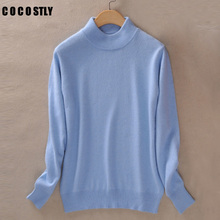 Women Sweaters pullovers Warm Women Sweater long Sleeve female cashmere Sweater ladies Pullovers Jumper Plus Size 3XL 18 Color