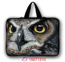 Eagle Face Laptop Bag Neoprene Portable Sleeve Case Waterproof Computer Handbag For 10 10.6 11.6 12 13 13.3 15 15.6 inch Mini PC