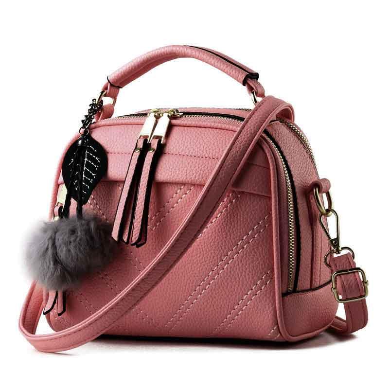 حقيبة الكتف للنساء بالوان متعددة 9