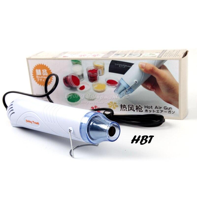 300W Mini Hot Air Gun Heat Shrink Gun DIY Crafts Embossing Multi-purpose Heat Tool Q00027<br>