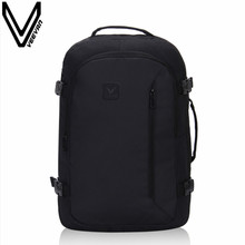 VEEVANV New Men's Business Travel Backpacks Female Knapsack Fashion Women Shoulder Bags School Backpack Large Clothes Organizers(China)