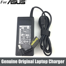 Original 65W 19V 3.42A Laptop AC Adapter Charger Power Supply For ASUS X550C X55A K56CA K55A X53U k53e X53E