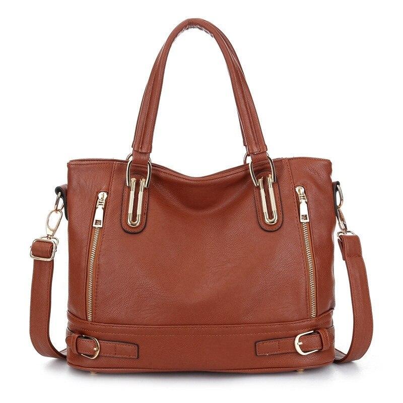 2017New Famous Brand Shoulder Bag Large Fashion Women Bag Ladies Hand Bags Luxury Designer Handbags Women Messenger Bags Vintage<br>