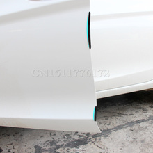 Car door scratch-resistant strips For Hyundai I30 IX35 IX45 Santa Fe Elantra Accent Solaris Verna Sonata 8 3 color