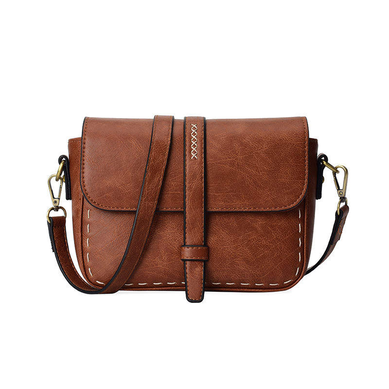 2017 new vintage woman shoulder bag Handbags High Quality microfiber leather Shoulder Bags female crossbody solid bag<br><br>Aliexpress
