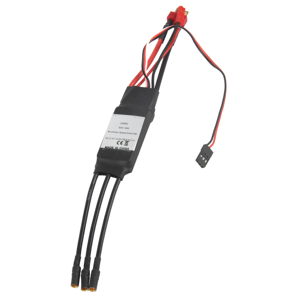 JJRC 1PC ESC 40A Electric Brushless Speed Controller For Drone RC Quadcopter dropship july19 P30(China)
