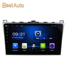 RAM 1G 2 Din 10.2'' Super Big Flat Screen Android 6.0 Car Audio GPS Navigation Player for Mazda 6 2008-2015 with Canbus(China)