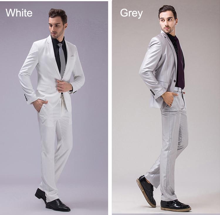 HTB1x MYRXXXXXc XXXXq6xXFXXX4 - OSCN7 12 Color 2pcs Slim Fit Suits Men Notch Lapel Business Wedding Groom Leisure Tuxedo 2017 Latest Coat Pant Designs S-4XL