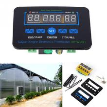 New LED Digital Temperature Controller AC 220V 10A  XH-W1411 Thermostat Control Switch