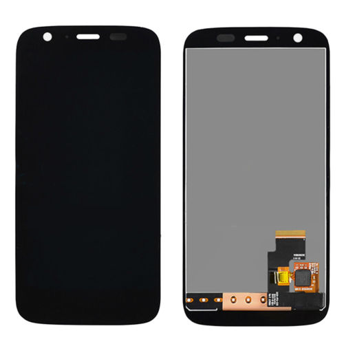 New Touch Digitizer Screen + LCD Display Assembly with frame For Motorola XT1032 XT1033 free shipping<br><br>Aliexpress