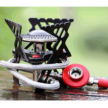 CS-G05 Fire Maple Gas Stove Mini Lighter Outdoor Camping Stove Portable Gas Stove Cookware Propane Butane BBQ Grill Folding